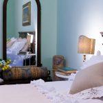 Tenuta La Valle - camera matrimoniale di villa gambino - dettagli interni