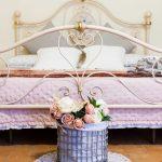 tenuta la valle - ville vacanze in toscana - interni camera matrimoniale